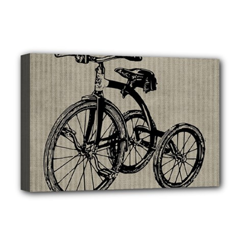 Tricycle 1515859 1280 Deluxe Canvas 18  X 12