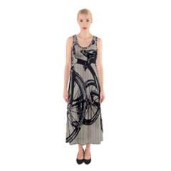 Tricycle 1515859 1280 Sleeveless Maxi Dress