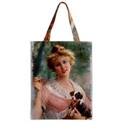 Vintage 1501585 1280 Zipper Classic Tote Bag
