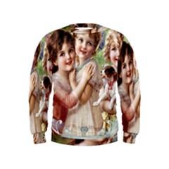 Vintage 1501556 1920 Kids  Sweatshirt