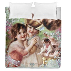 Vintage 1501556 1920 Duvet Cover Double Side (queen Size)