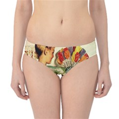Retro Children Hipster Bikini Bottoms