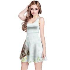 Background 1426677 1920 Reversible Sleeveless Dress