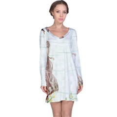 Background 1426677 1920 Long Sleeve Nightdress