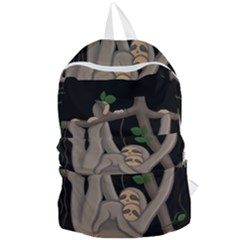 Cute Sloth Foldable Lightweight Backpack