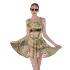 Cupid   Vintage Skater Dress