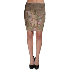 Cupid   Vintage Bodycon Skirt