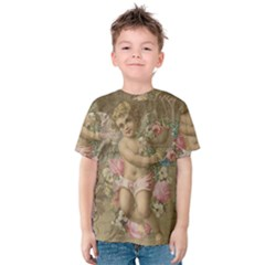 Cupid   Vintage Kids  Cotton Tee
