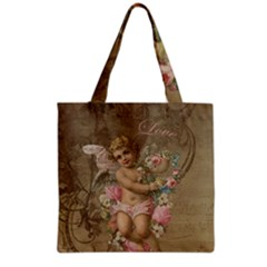 Cupid   Vintage Grocery Tote Bag
