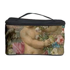 Cupid   Vintage Cosmetic Storage Case