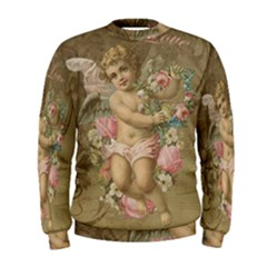 Cupid   Vintage Men s Sweatshirt