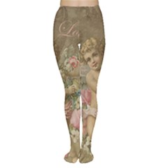 Cupid   Vintage Women s Tights