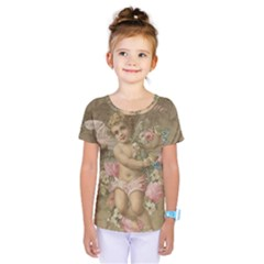 Cupid   Vintage Kids  One Piece Tee
