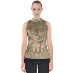 Cupid   Vintage Shell Top