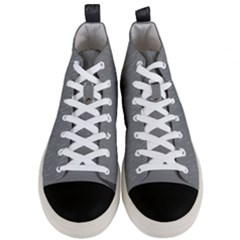 Misty Mountain Pt 2 Men s Mid Top Canvas Sneakers