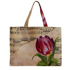 Tulip 1229027 1920 Zipper Mini Tote Bag