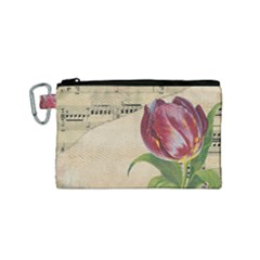 Tulip 1229027 1920 Canvas Cosmetic Bag (small)