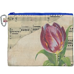 Tulip 1229027 1920 Canvas Cosmetic Bag (xxxl)