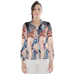 Retro 1265788 1920 Wind Breaker (women)