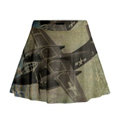 War 1326244 1920 Mini Flare Skirt
