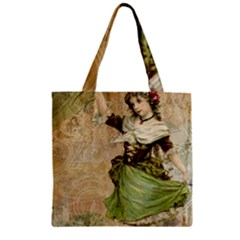 Fairy 1229005 1280 Zipper Grocery Tote Bag