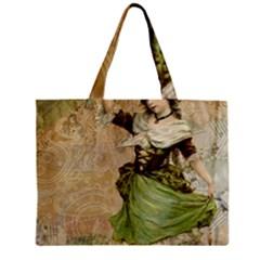 Fairy 1229005 1280 Zipper Mini Tote Bag