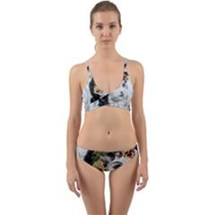 Vintage 1229006 1920 Wrap Around Bikini Set