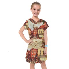 Painting 1241683 1920 Kids  Drop Waist Dress