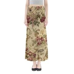 Background 1241691 1920 Full Length Maxi Skirt