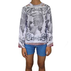 Vintage 1181664 1280 Kids  Long Sleeve Swimwear