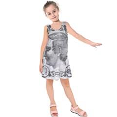 Vintage 1181664 1280 Kids  Sleeveless Dress