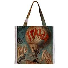 Vintage 1181673 1280 Zipper Grocery Tote Bag