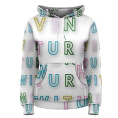 Adventure With Me Women s Pullover Hoodie