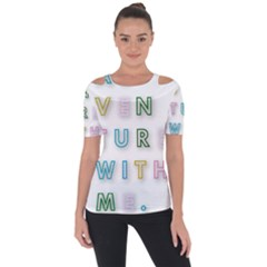 Adventure With Me Short Sleeve Top