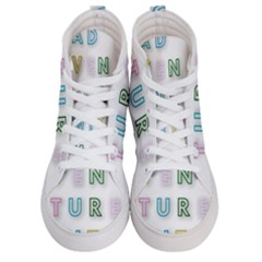 Adventure With Me Women s Hi Top Skate Sneakers
