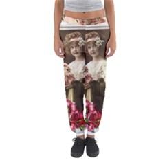 Vintage 1168517 1920 Women s Jogger Sweatpants