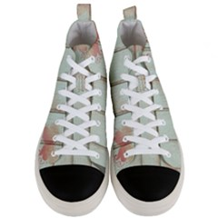 Background 1143577 1920 Men s Mid Top Canvas Sneakers