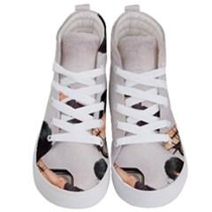 Vintage 1133810 1920 Kid s Hi Top Skate Sneakers