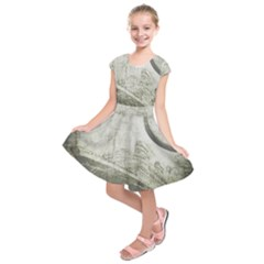 Vintage 1135014 1920 Kids  Short Sleeve Dress
