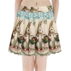Easter 1225818 1280 Pleated Mini Skirt