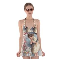 Easter 1225815 1280 Halter Dress Swimsuit
