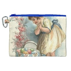 Easter 1225815 1280 Canvas Cosmetic Bag (xl)