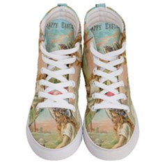 Easter 1225814 1280 Men s Hi Top Skate Sneakers