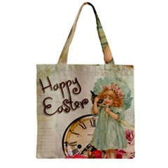 Easter 1225805 1280 Zipper Grocery Tote Bag
