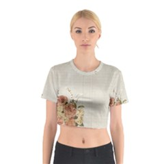 Background 1210639 1280 Cotton Crop Top