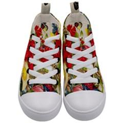 Vintage 1122622 1280 Kid s Mid Top Canvas Sneakers