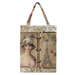 Paris 1122617 1920 Classic Tote Bag
