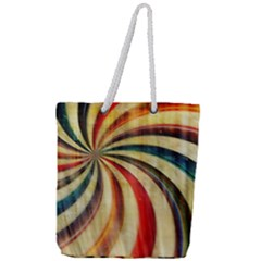 Abstract 2068610 960 720 Full Print Rope Handle Tote (large)