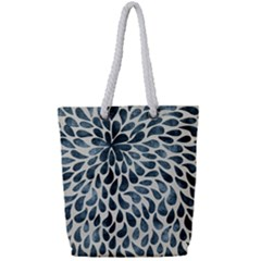 Abstract 1071129 960 720 Full Print Rope Handle Tote (small)