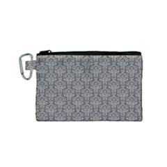 Damask 937606 960 720 Canvas Cosmetic Bag (small)